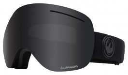 Dragon X1 Ski Goggles - Knight Rider / Lumalens Dark Smoke + Lumalens Flash Blue + Lumalens Rose