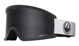 Dragon DX3 OTG Ski Goggles - Fade Black Lite / Lumalens Dark Smoke