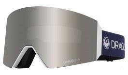 Dragon RVX OTG Ski Goggles - Camper / Lumalens Silver Ion + Lumalens Yellow