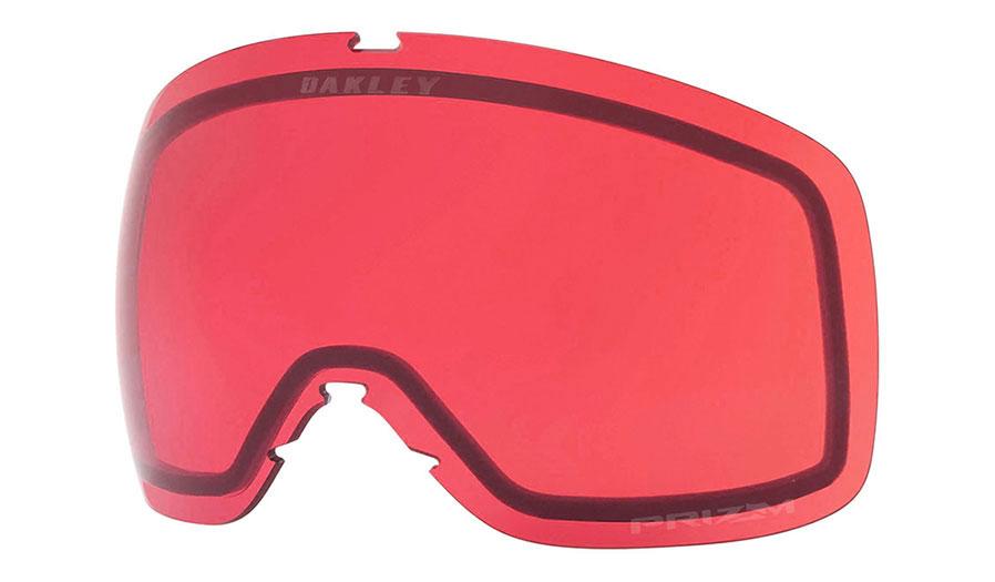 Oakley Flight Tracker XS Ski Goggles Replacement Lens Kit - Prizm Rose