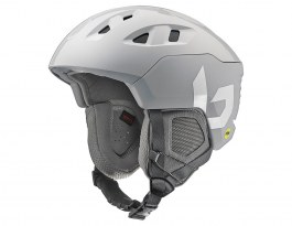 Bolle Ryft Evo MIPS Ski Helmet - Shiny Lightest Grey