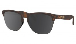 Oakley Frogskins Lite Prescription Sunglasses - Matte Brown Tortoise