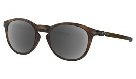 Oakley Pitchman R Prescription Sunglasses - Polished Brown Tortoise