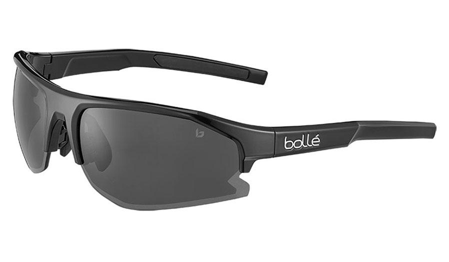 Bolle Bolt 2.0 Sunglasses - Shiny Black / TNS