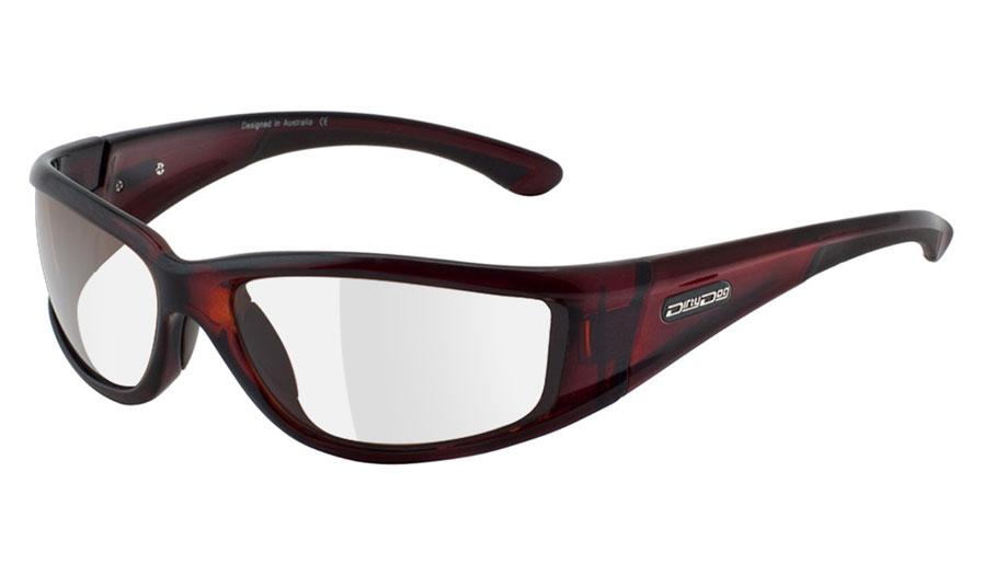 7b1720f61ed9 Dirty Dog Banger Prescription Sunglasses - Dark Brown - RxSport