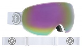 Electric EG3.5 Ski Goggles - Matte White / Brose Pink Chrome