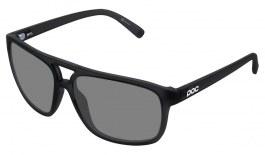 POC Will Prescription Sunglasses - Translucent Uranium Black