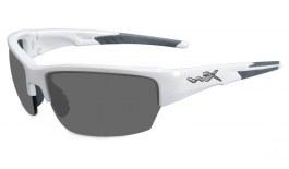 Wiley X Saint Prescription Sunglasses - Gloss White