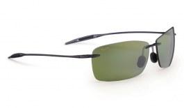 Maui Jim Lighthouse Sunglasses - Trans Smoke Grey / Maui HT Polarised