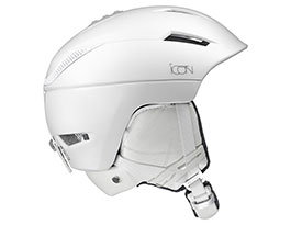 Salomon Icon 2 Custom Air Ski Helmet - White