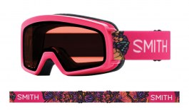 Smith Optics Rascal Ski Goggles - Crazy Pink Butterflies / RC36