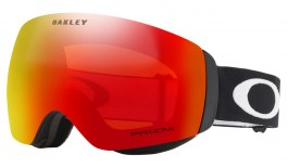 Oakley Flight Deck XM Ski Goggles - Matte Black / Prizm Torch Iridium