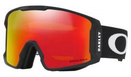 Oakley Line Miner XM Prescription Ski Goggles - Matte Black / Prizm Torch Iridium