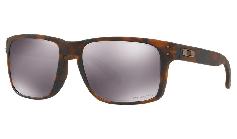 Oakley Holbrook Sunglasses Matte Brown Tortoise Prizm