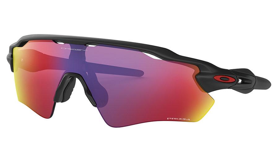 Oakley Radar EV Path Sunglasses - Matte Black / Prizm Road