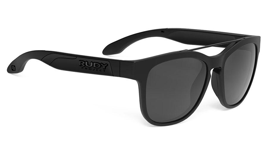 Rudy Project Spinair 59 Sunglasses - Matte Black / Smoke Black
