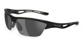 Bolle Tempest Prescription Sunglasses - Shiny Black