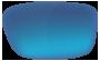 100% Sunglasses Lenses - HiPER Blue Multilayer Mirror