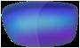 Dragon Goggles Lenses - Yellow Blue Ionized
