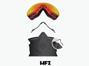 Anon Goggles - MFI Technology