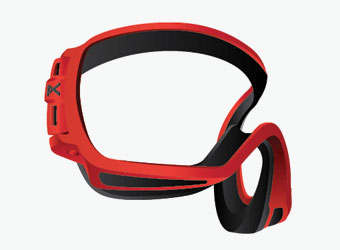 Anon Goggles - Lightweight TPU Frame