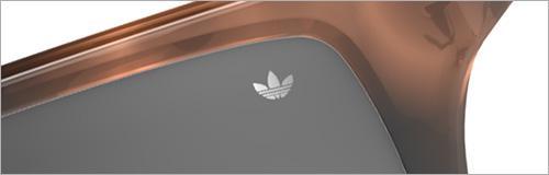 adidas Originals Frame Technology - adidas Lens Logo