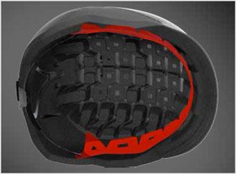 Atomic Helmet Technology - Live Fit 360 Fit System