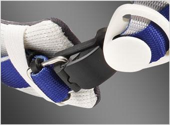 Atomic Helmet Technology - Magnetic Fidlock Buckle