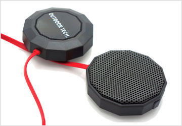 Atomic Helmet Technology - Audio Compactible Ear Pads