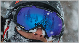 Atomic Goggles - Spherical Zeiss Lenses