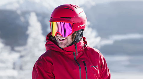 Atomic Ski Helmets