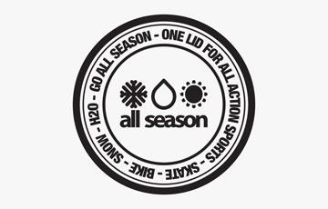 Bern Helmets - All-Season