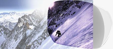 Bolle Phantom Lenses for Mountain