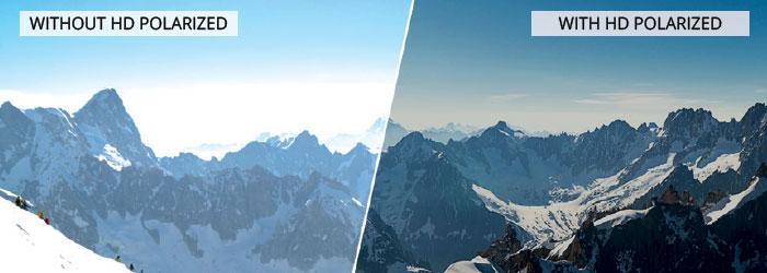 Bolle HD Polarized Lenses - Alpine Environment
