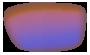 Electric Goggles Lenses - Brose Blue Chrome