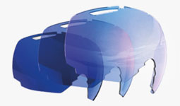 Bolle Goggles - Phantom Vermillion Blue