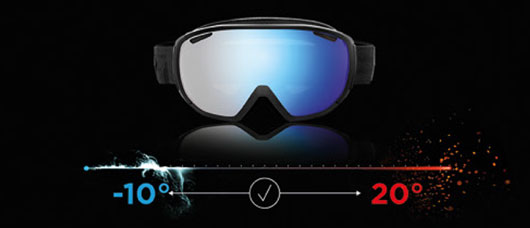 882e538ac64b Bolle Scarlett Ski Goggles - Bolle Goggles - RxSport