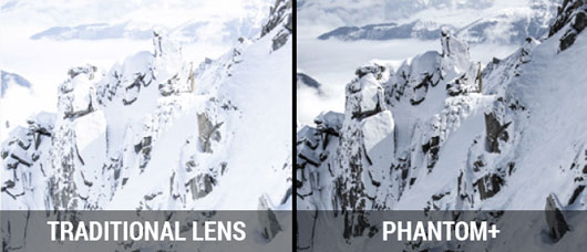 Bolle Phantom - Vision Enhancement