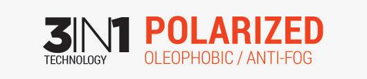 Bolle Sunglasses Lens Technology - Polarised Lenses
