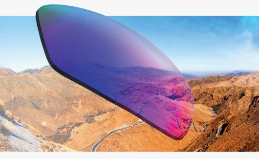 Bolle Polarised Lenses Graphic