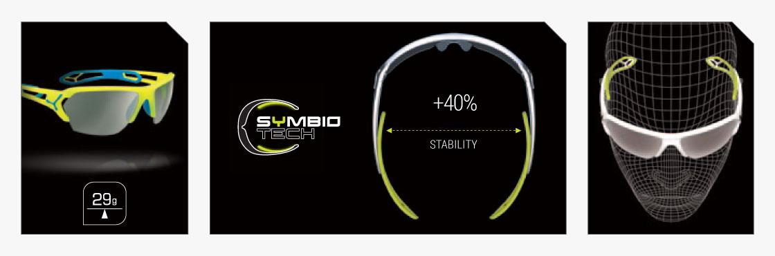 Cebe S'Track Sunglasses Technology