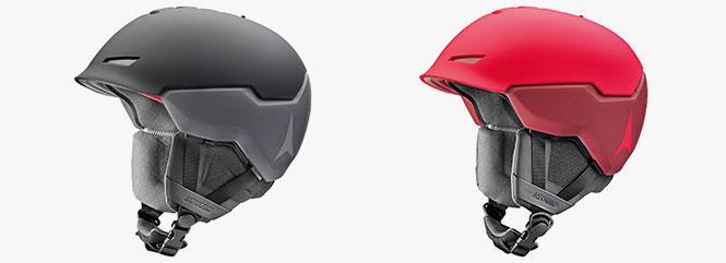 Atomic Revent + AMID Ski Helmet