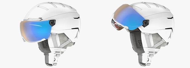 Atomic Savor GT Visor Ski Helmet