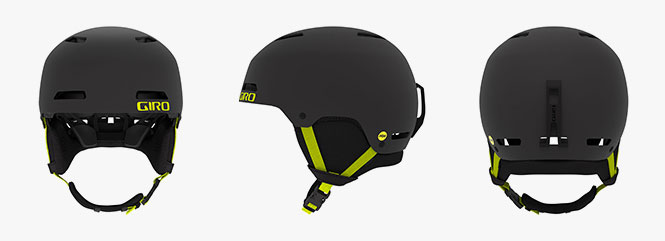 Giro Ledge MIPS Ski Helmet