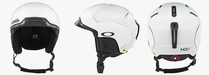 Oakley MOD5 MIPS Ski Helmet
