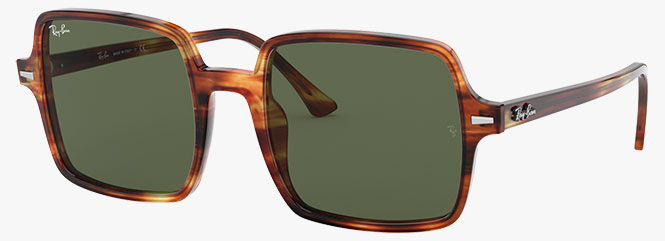 Ray-Ban RB1973 Square II Sunglasses