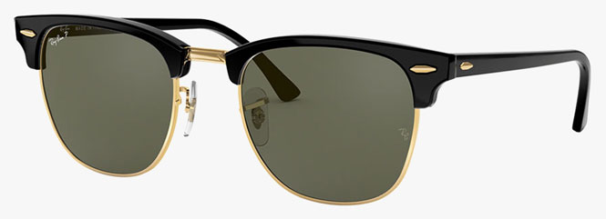Ray-Ban RB3016 Clubmaster Sunglasses