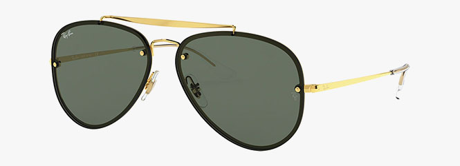Ray-Ban RB3583N Blaze Aviator Sunglasses