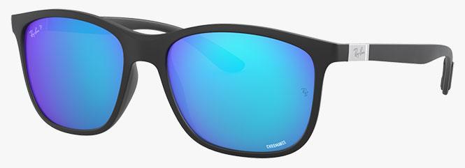 Ray-Ban RB4330CH Chromance Sunglasses
