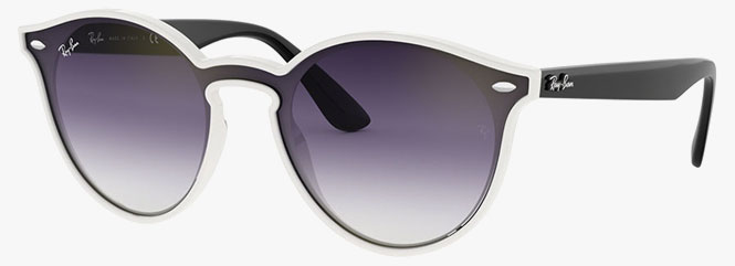 Ray-Ban RB4380N Blaze Sunglasses